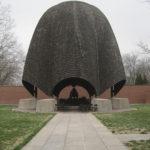 Philip Johnson's Roofless Church