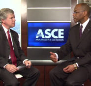 ASEE's Norman Fortenberry talks with ASCE's Casey Dinges in a segment of ASCE's Interchange video series. Watch the episode.