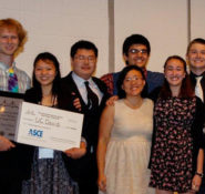 University of California, Davis won the 23rd Annual ASCE/AISC National Student Steel Bridge Competition (NSSBC), hosted by the University of Akron's College of Engineering, May 23-24 in Akron, Ohio. Photo Credit: University of Akron