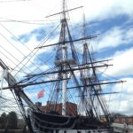 Old Ironsides Is Made of Wood?