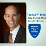 New Executive Director Thomas Smith Takes the Reins at ASCE