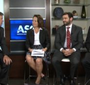 Casey Dinges interviews Harriet Tregoning (HUD), Joel Beauvais (EPA) and Carlos Monje (DOT), members of the interagency Partnership for Sustainable  Communities