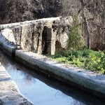 Nation's oldest aqueduct in Texas still thriving today