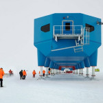 The Halley VI Antarctic Research Station Wins ASCE's 2015 OCEA Award