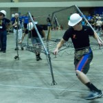 University of Florida Crosses Over to Winner's Circle at ASCE/AISC National Student Steel Bridge Competition