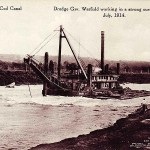 Construction of Cape Cod Canal  Saves Lives, Cargo, and Time