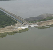 Photo credit: U.S. Army Corps of Engineers: CSX Railroad to Michoud Canal Levee