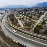 Vancouver Road Realignment First Envision Platinum Transportation Project