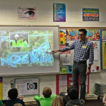 A Civil Engineer Makes a Special Impression on Fourth-Graders