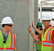 Cody Dodge enjoys the hands-on, outdoor nature of construction engineering.