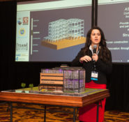 The Student Design Competition is a key component of the AEI Forum, scheduled for March 31 and April 1 in Worcester, MA.