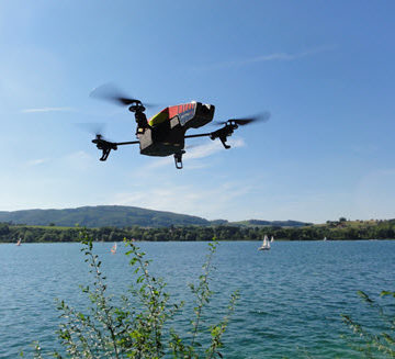 Drone technology played a key role in two of the four proposals that earned overall awards in the ASCE Innovation Contest.