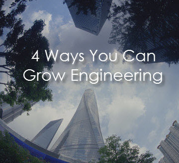 4 ways you can grow the civil engineering profession