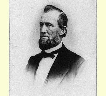 James Buchanan Eads PHOTO: Library of Congress