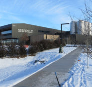 Surly Destination Brewery repurposed a former industrial waste site.