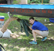 The University of Florida is looking to repeat as National Concrete Canoe Competition champions.