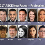 2017 Class of ASCE New Faces of Civil Engineering Joins Club of Achievers