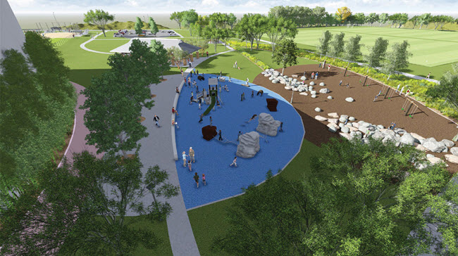 Nashville Wastewater and Park Project 2