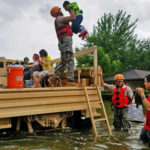 Texas ASCE Members Relay Reports on Harvey Damage, Relief Efforts