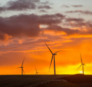 Portland General Electric's Tucannon River Wind Farm was the first energy project in North America to receive the Institute for Sustainable Infrastructure Envision Gold award,.
