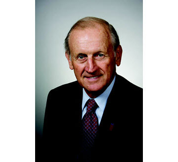 Richard Anderson, president emeritus for the New York Building Congress