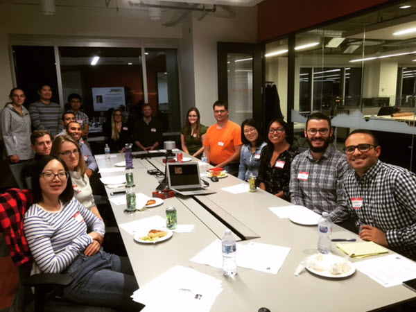 Anthony Fasano recently spoke with the Seattle Younger Member Forum.