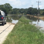 ASCE Members Join Team Gathering Important Hurricane Harvey Data