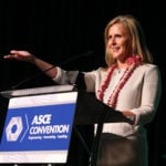 Ready to Lead ASCE, Swallow Savors Presidential Moment With Family