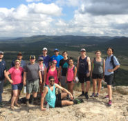 The Texas Section YMG enjoyed a camping trip at Garner State Park. PHOTO: Jonathan Brower