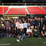 Georgia Tech Tours Mercedes-Benz Stadium