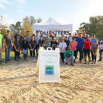 Houston Branch Helps Restore Buffalo Bayou