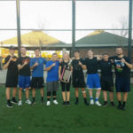OSU Student Chapter Wins Flag Football Game
