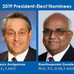 2019 President-Elect Official Nominees Set: Aurigemma and Gunalan