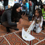 ASCE Volunteers Bring Civil Engineering to Life for Families