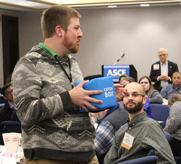 One of the best aspects of the MRLCs is the chance for members from across the country to share their local perspectives with each other to develop new ideas.