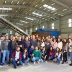 NDU Student Chapter Goes on Technical Tour