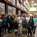 Houston Branch Gives Back to the Community