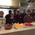 Long Island Branch YMC Hosts Volunteer Event