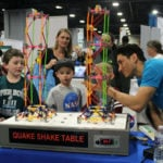 ASCE Members Share Civil Engineering With Students at STEM Festival