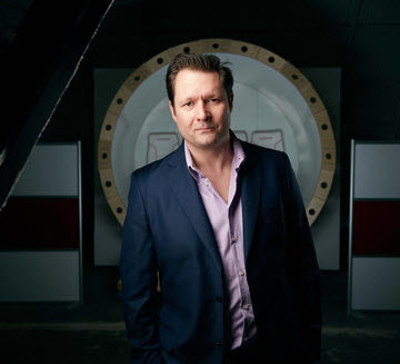 Dirk Ahlborn, chief executive officer of Hyperloop Transportation Technologies Inc., will serve as the keynote speaker at the ASCE 2018 Convention. PHOTO: HTT