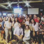 FIU Students Attend Summer Social Event